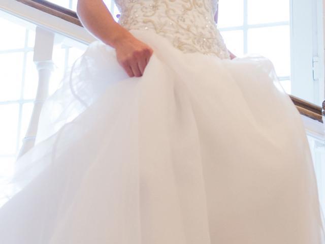 Brautkleider vorn kurz
